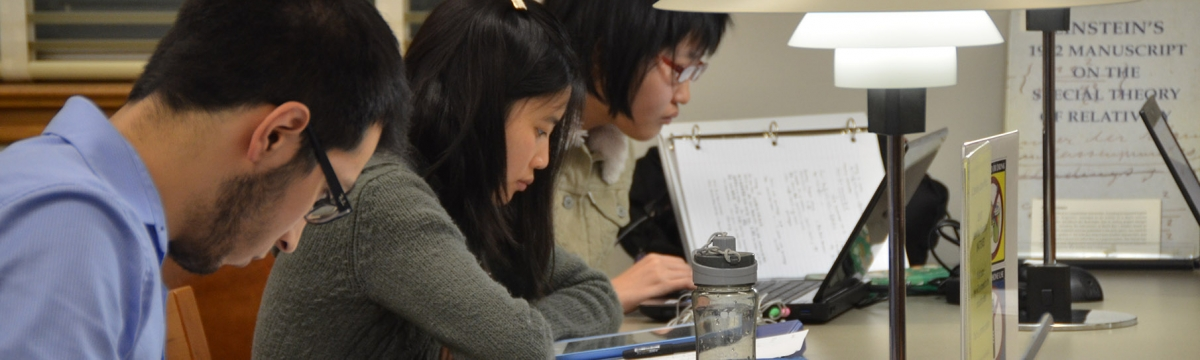 Graduates in Physics Library