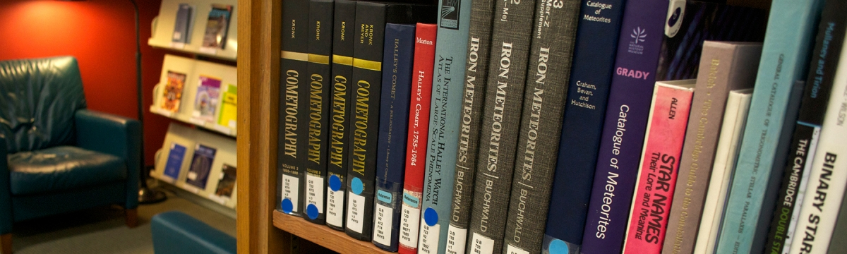 Physics Astronomy Library