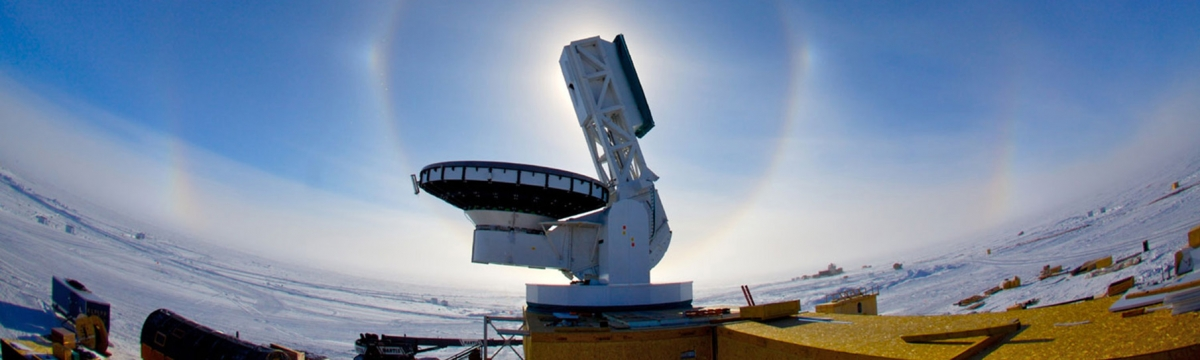 Polar Bear Telescope, South Pole