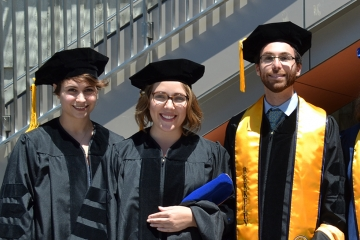 2016 Physics and Astronomy Commencement